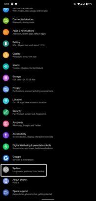 كيفية تغيير الـ Accent Color و شكل الأيكونات على Android 10 5
