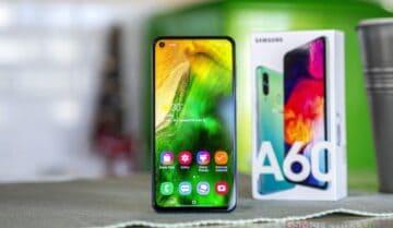سعر ومواصفات Galaxy A60 - مميزات و عيوب جالاكسي اي 60 4