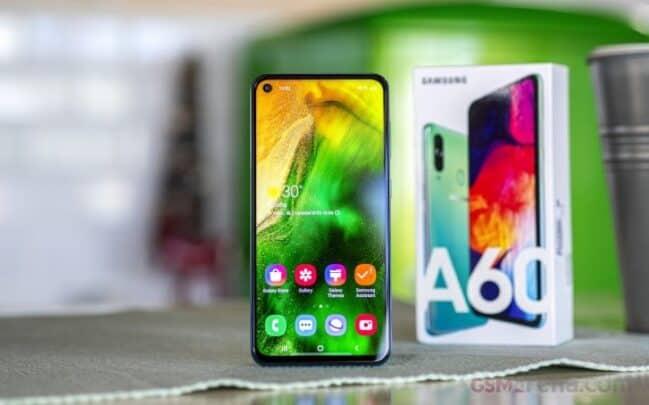 سعر ومواصفات Galaxy A60 - مميزات و عيوب جالاكسي اي 60 1