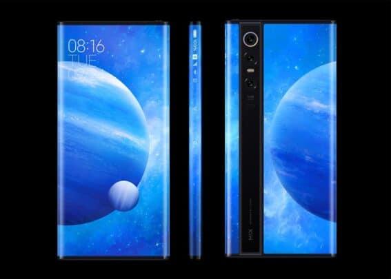 هاتف شاومي Mi Mix Alpha و المميزات و العيوب الخاصة به 5