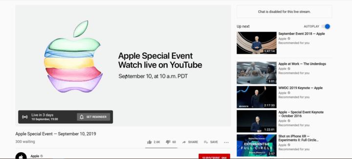 مؤتمر آبل 2019