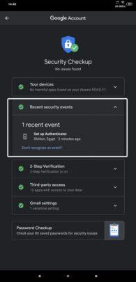 تعرف على كيفية تأمين حساب Google الخاص بك 2020 6