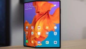 اطلاق Huawei Mate X بشكل رسمي في الصين مع السعر الرسمي 10