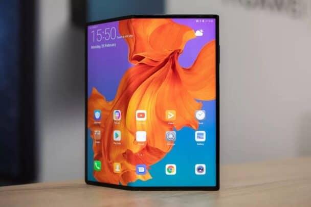 اطلاق Huawei Mate X بشكل رسمي في الصين مع السعر الرسمي 1