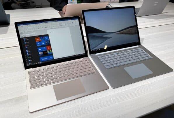 مواصفات لابتوب Microsoft Surface Laptop 3 مع المميزات و السعر 4