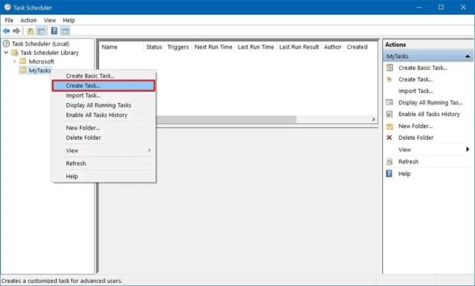 كيف تقوم بجدولة مواعيد تشغيل الوضع الليلي على ويندوز 10 3