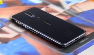 سعر و مواصفات Nokia 7.1 - مميزات و عيوب نوكيا 7.1 7
