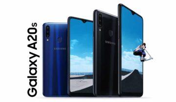 سعر Samsung Galaxy A20s مع مواصفاته التقنية و المميزات 6