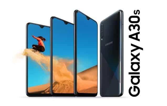 سعر و مواصفات Samsung Galaxy A30s - مميزات و عيوب سامسونج جالاكسي اي 30 اس 1