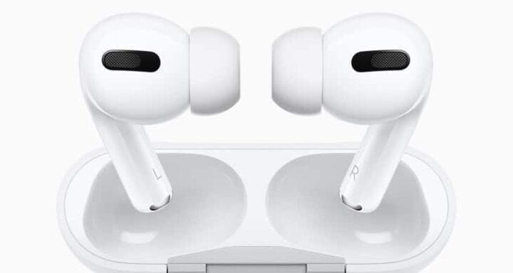 شركة Apple تعلن عن سماعات AirPods Pro قادمة بنهاية الشهر 1