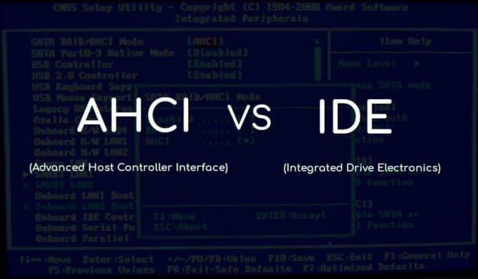 كيفية تفعيل وضع AHCI على ويندوز 10 بدون الحاجة لإعادة التثبيت 1
