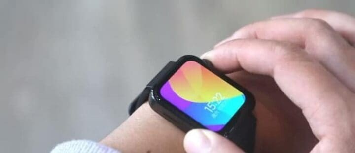 صورة من فيديو ساعة Mi watch