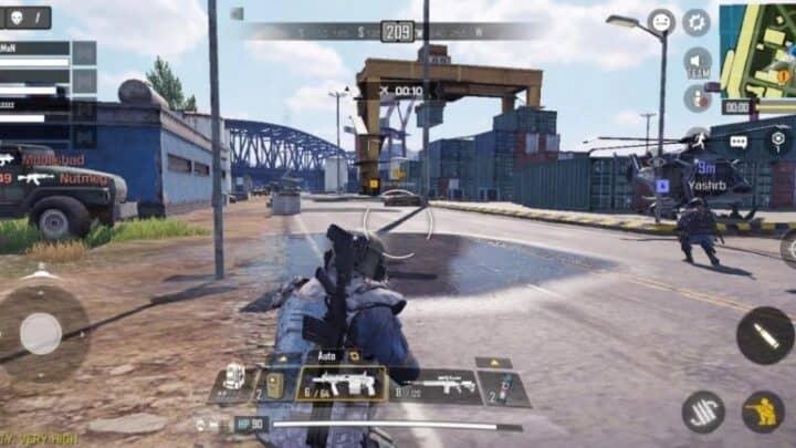 اطلاق لعبة Call of Duty Mobile الى اجهزة اندرويد و اي او اس 2