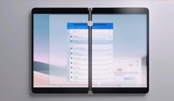 مايكروسوفت تعلن عن Surface Neo الجهاز اللوحي الجديد 7