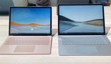 مواصفات لابتوب Microsoft Surface Laptop 3 مع المميزات و السعر 8