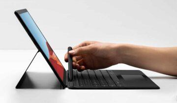 مواصفات و مميزات جهاز مايكروسوفت Microsoft Surface Pro X الجديد 9