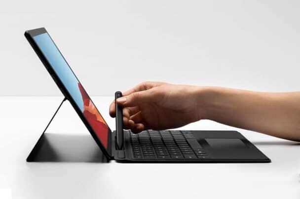 مواصفات و مميزات جهاز مايكروسوفت Microsoft Surface Pro X الجديد 1
