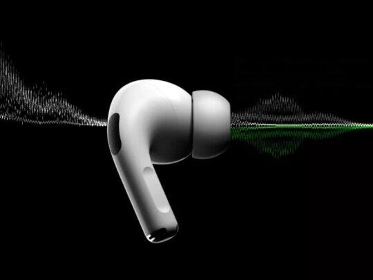 شركة Apple تعلن عن سماعات AirPods Pro قادمة بنهاية الشهر 2