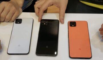 مواصفات Pixel 4 و Pixel 4 XL