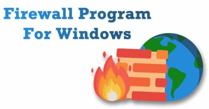 برامج firewall