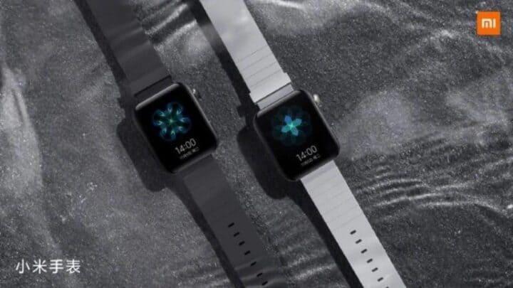 Mi Watch ساعة شاومي الذكية الجديدة تظهر في فيديو خاص بها 1