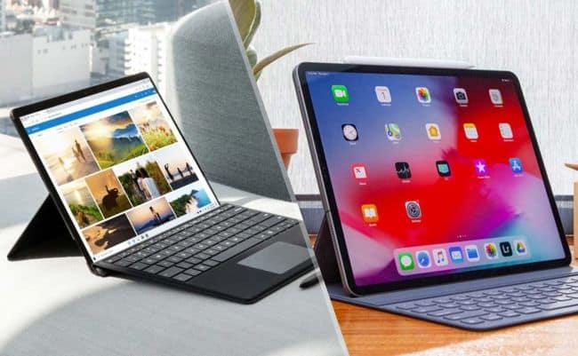 مواصفات و مميزات جهاز مايكروسوفت Microsoft Surface Pro X الجديد 5