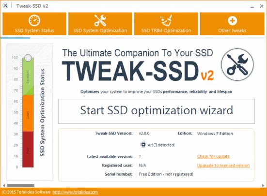 افضل التطبيقات لمراقبة اداء مساحة التخزين من نوع ssd على ويندوز 10 6
