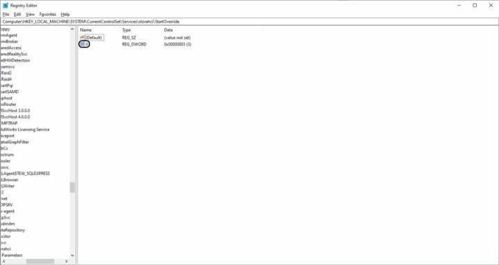 كيفية تفعيل وضع AHCI على ويندوز 10 بدون الحاجة لإعادة التثبيت 9