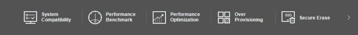 تطبيق Samsung Magician يساعدك على تنظيم و متابعة الـSSD الخاص بك 4