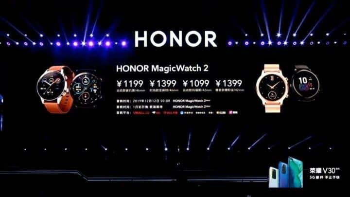 مواصفات و مميزات ساعة Honor Magic Watch 2 مع السعر 5