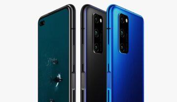 الإعلان الرسمي عن Honor V30 هاتف رائد جديد من شركة honor 3