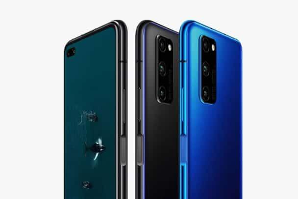الإعلان الرسمي عن Honor V30 هاتف رائد جديد من شركة honor 1