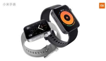 الإعلان الرسمي عن Xiaomi Mi Watch في مؤتمر الشركة السابق 10