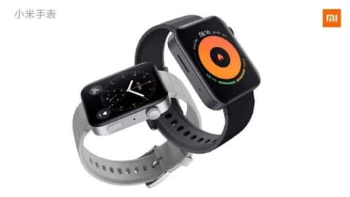 الإعلان الرسمي عن Xiaomi Mi Watch في مؤتمر الشركة السابق 1