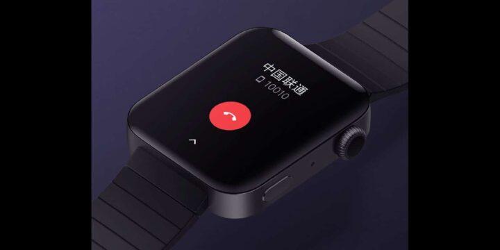الإعلان الرسمي عن Xiaomi Mi Watch في مؤتمر الشركة السابق 2