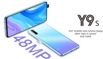 سعر Huawei Y9s مع مواصفاته التقنية و المميزات 3