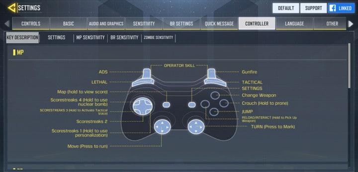موسم جديد في لعبة Call of Duty Mobile بدعم ذراع التحكم 2