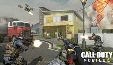 موسم جديد في لعبة Call of Duty Mobile بدعم ذراع التحكم 3