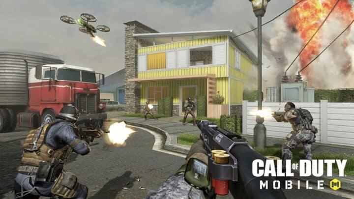 موسم جديد في لعبة Call of Duty Mobile بدعم ذراع التحكم 1