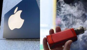 Apple تقوم بحذف تطبيقات التدخين الإلكتروني من على متجر التطبيقات 3