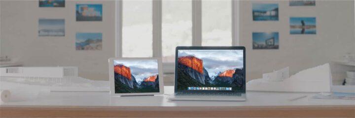 طريقة إستخدام iPad كشاشة ثانية على ويندوز 10 والماك 1