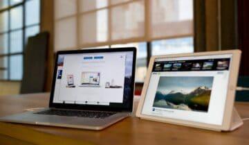 طريقة إستخدام iPad كشاشة ثانية على ويندوز 10 والماك 8