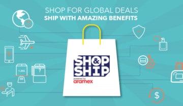 إشتري من أي مكان فالعالم مع شوب أند شيب Shop And Ship طريقة الإشتراك 1