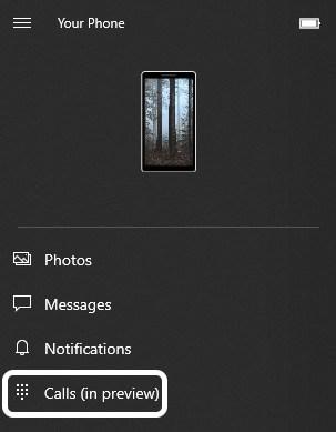 استقبل و قم بالإتصال هاتفياً عن طريق تطبيق your phone على الويندوز 14