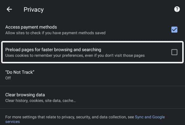 نصائح جوجل كروم على نظام اندرويد ستحسن من استخدامك له 7
