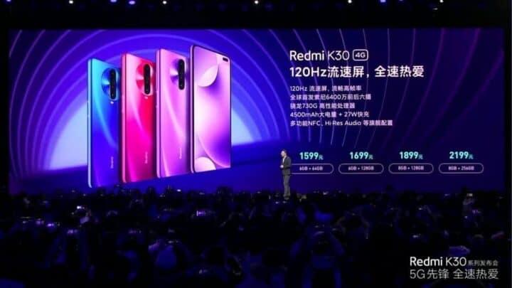 Xiaomi Redmi K30 5G المواصفات و المميزات و العيوب مع السعر 8
