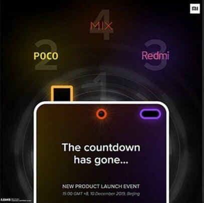 Redmi K30 سيدعم الـ5G و تظهر بعض مواصفاته المحتملة 3
