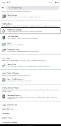 طريقة فعالة لتتخلص من ظهور Marketplace على صفحة فيسبوك الخاصة بك 4