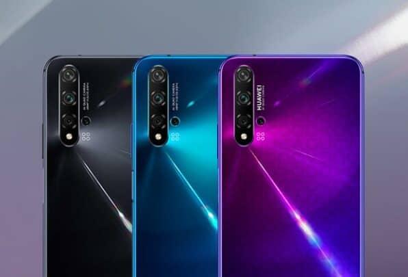 مواصفات و مميزات Huawei Nova 5T مع العيوب و التعليق على السعر 5