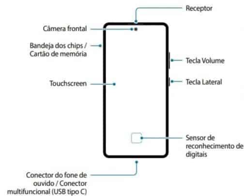 تسريب تصميم Galaxy S10 Lite الجديد 2